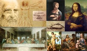 Puzzle De Vinci Léonard