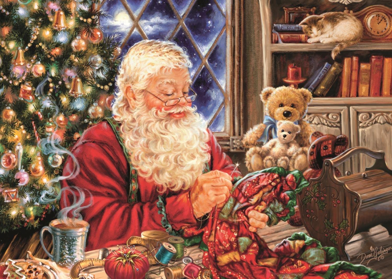 Новогодняя сказка «Новогодний переполох или волшебные приключения 35