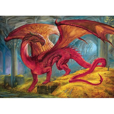 Dragon Jigsaw Puzzles for sale in UK