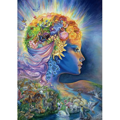 Puzzle The Presence Of Gaia Grafika T 00051 1000 Pieces