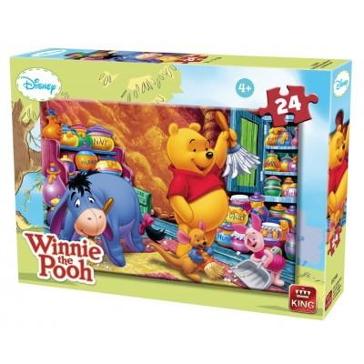 disney winnie the pooh 3d puzzle