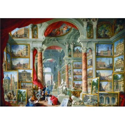 Puzzle Panini Giovanni Paolo Modern Rome Gold Puzzle