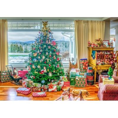 Christmas Jigsaw Puzzles.Christmas At Home