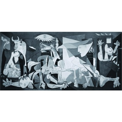 educa 14460 jigsaw puzzle 1000 pieces mini picasso guernica