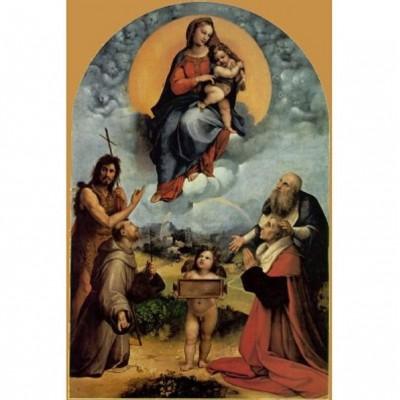 Clementoni 'raffaello Madonna of The