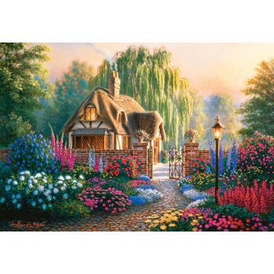 Puzzle Cranfield Gardens Castorland 103973 1000 Pieces
