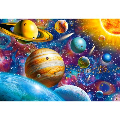 Puzzle Solar System Odyssey Castorland