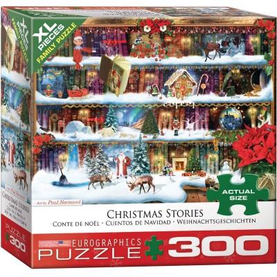 Christmas Jigsaw Puzzles.Xxl Pieces Christmas Tales