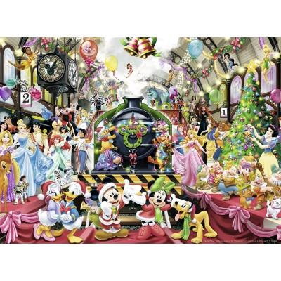 Disney Christmas Pictures.Disney Christmas Train