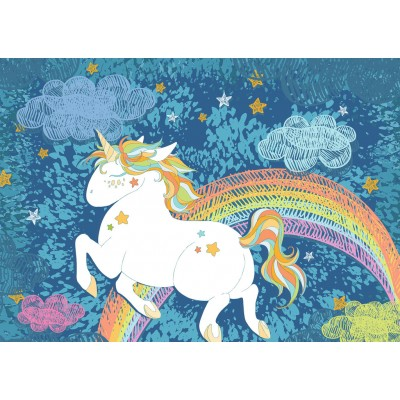 Puzzle do it yourself happy unicorn ravensburger 19932 1200 pieces puzzle do it yourself happy unicorn ravensburger 19932 1200 pieces jigsaw puzzle solutioingenieria Image collections