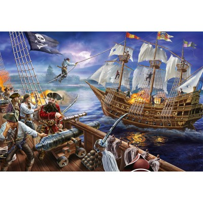 Ravensburger Pirate Ship XXL 100 Piece