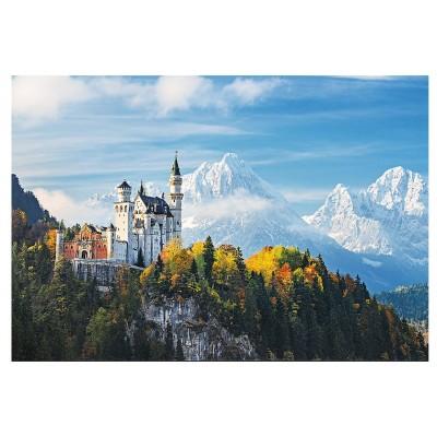 PUZZLE TREFL 1500 Pièces-Neuschwanstein 58148