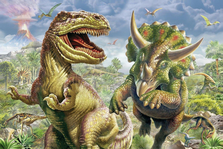Dinosaurier steckbriefe