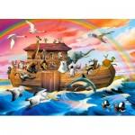 Puzzle  Castorland-066186 Noah's Ark