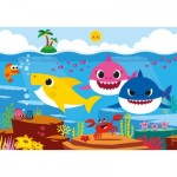Puzzle  Clementoni-26093 Baby Shark