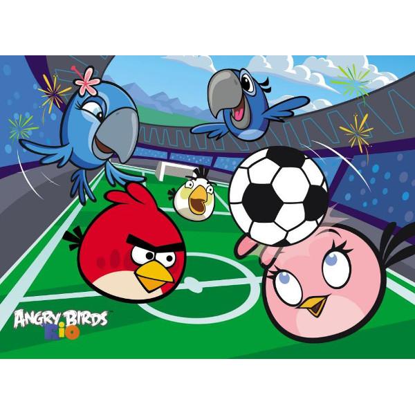 Puzzle Angry Birds Rio Alexander-1081 30 Pieces Jigsaw
