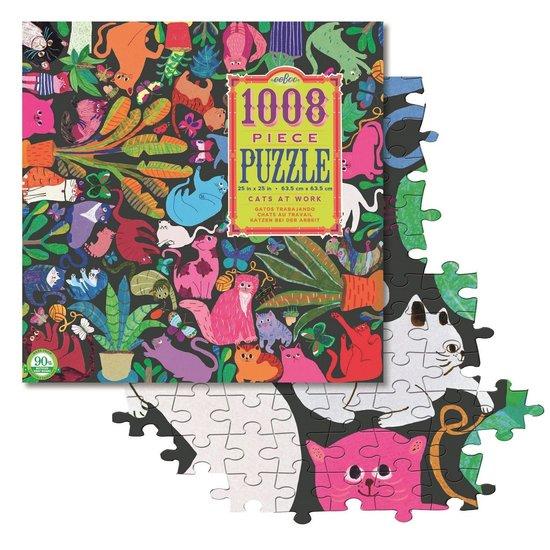eeboo 1008 piece puzzle