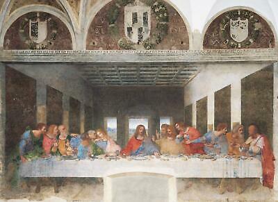 Puzzle Ricordi-50104 Léonard De Vinci - Ultima cena - The Last Supper