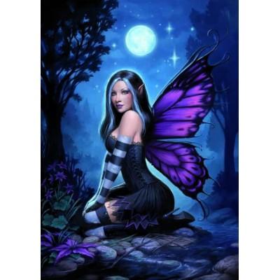 Puzzle Ricordi-50272 James Ryman - Night fairy