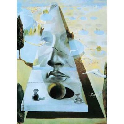 Puzzle Ricordi-50708 Salvador Dalí - Apparition du Visage de l'Aphrodite de Cnide