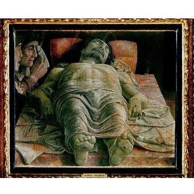 Puzzle Ricordi-51149 Andrea Mantegna - Cristo Morto