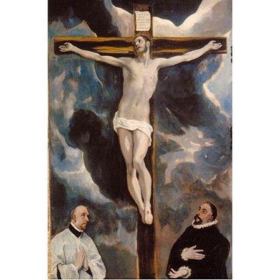Puzzle Ricordi-51231 El Greco - Christ on the Cross