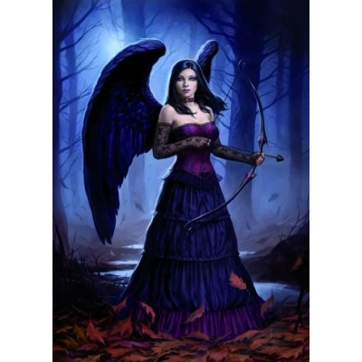 Puzzle Ricordi-51484 James Ryman - Dark Cupid
