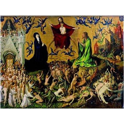 Puzzle Ricordi-53662 Stephan Lochner - The Last Judgement