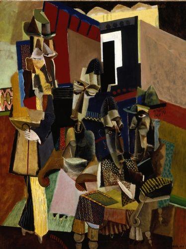 Puzzle Ricordi-54218 Max Weber - The Visit