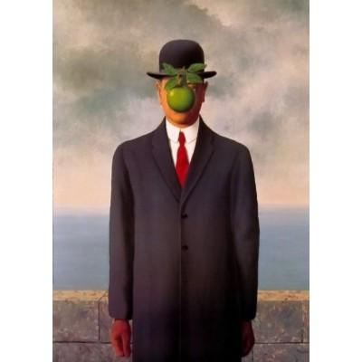 Puzzle Ricordi-54355 René Magritte - Le Fils de L'Homme