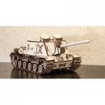Eco-Wood-Art-07 3D Wooden Jigsaw Puzzle - Tank ISU152