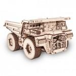 Eco-Wood-Art-08 3D Wooden Jigsaw Puzzle - Belaz 75600