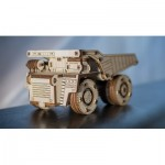 Eco-Wood-Art-25 3D Wooden Jigsaw Puzzle - Belaz Mini