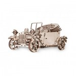 Eco-Wood-Art-37 3D Wooden Jigsaw Puzzle - Retro Car