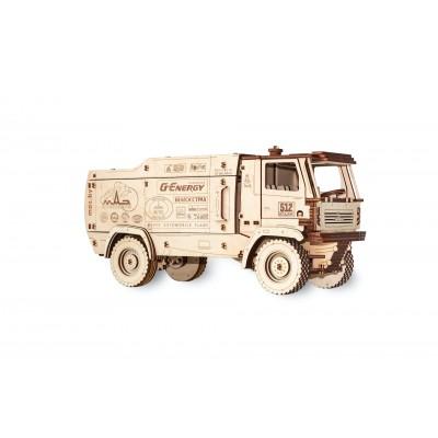 Eco-Wood-Art-68 3D Wooden Puzzle - MAZ 5309RR 1:20