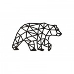 Eco-Wood-Art-74 Wooden Puzzle - Bear