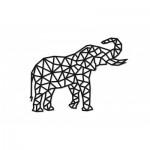 Eco-Wood-Art-80 Wooden Jigsaw Puzzle - Elephant