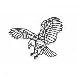Wooden Puzzle - Eagle