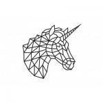 Wooden Puzzle - Unicorn