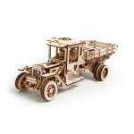 Ugears-12025 3D Wooden Jigsaw Puzzle - Truck UGM-11
