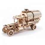 Ugears-12030 3D Wooden Jigsaw Puzzle - Tanker