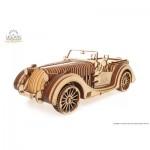 Ugears-12081 3D Wooden Jigsaw Puzzle - Roadster VM-01