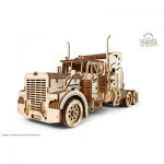 Ugears-12086 3D Wooden Jigsaw Puzzle - Heavy Boy Truck VM-03
