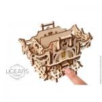 Ugears-12091 3D Wooden Jigsaw Puzzle - Deck Box