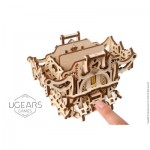 Ugears-12091 3D Wooden Jigsaw Puzzle - Deck Box