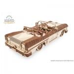 Ugears-12096 3D Wooden Jigsaw Puzzle - Dream Cabriolet VM-05
