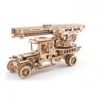 3D Wooden Jigsaw Puzzle - Fire Ladder