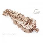 3D Wooden Jigsaw Puzzle - Hurdy-Gurdy