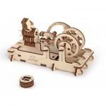 3D Wooden Jigsaw Puzzle - Pneumatic Engine