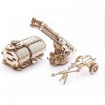 3D Wooden Jigsaw Puzzle - Set of Additions to the Truck UGM-11